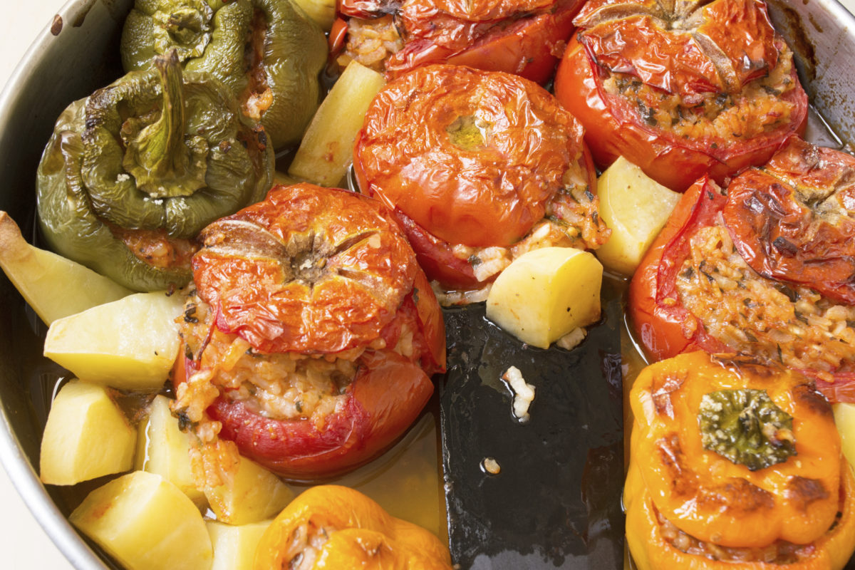 Stuffed vegetables 5