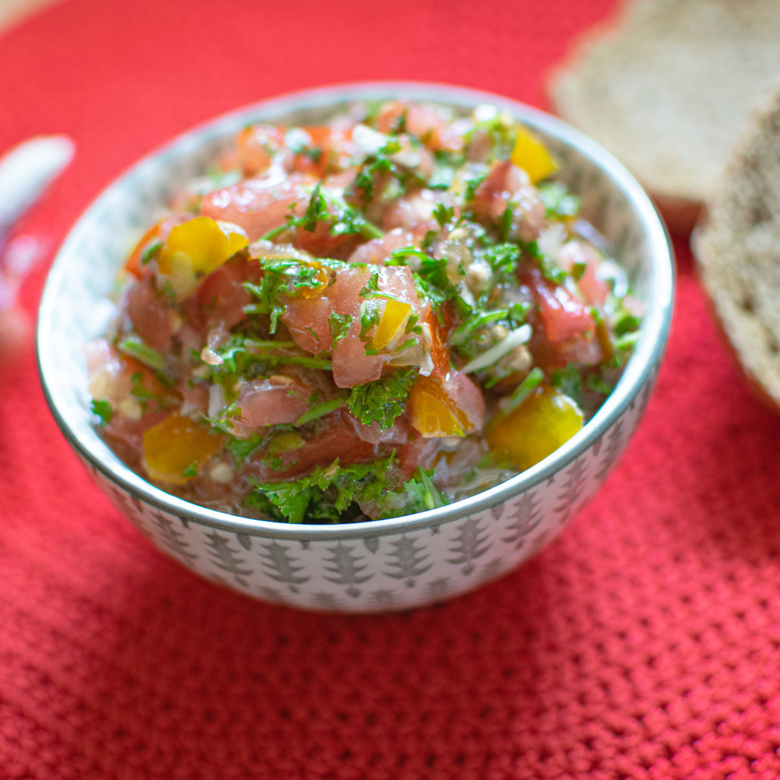 3-ingredient-salsa in a bowl
