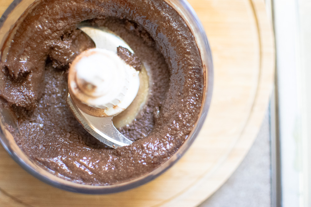 Chocolate Tahini Spread